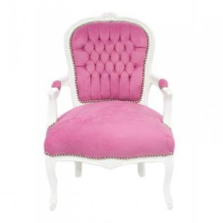 barock stuhl rosa g nstig online kaufen bei yatego. Black Bedroom Furniture Sets. Home Design Ideas