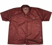 aem´kei Skateboard T-Shirt Bordo PoloShirt