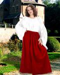 Eleanor Piraten Rock - Red