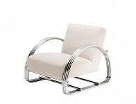 Casa Padrino Art Deco Club Sessel - Lounge Sessel Möbel