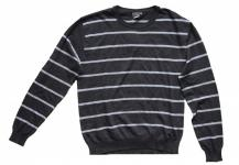 Steve Smith Skateboard Pullover Cambridge Black/Grey Sweater