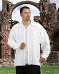 Patrickson Piraten Shirt - White