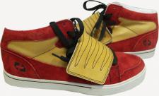 Etnies Skateboard Schuhe Tribute Plus Red Gold