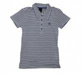 Etnies Skateboard Damen Polo T-Shirt Arken Polo Navy/White