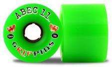 ABEC 11 Longboard Rollen Set Grippins 81A 70mm (4 Stück)