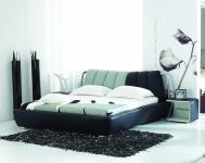 Designer Bett moderner Wohnstil