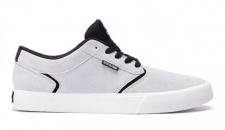 SUPRA Skateboard Schuhe Shredder Light Grey Black