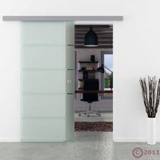 GLASSCHIEBETÜRSET DORMA AGILE 50 + GLAS & GRIFFMUSCHEL - Vorschau 2