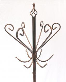 Kleiderständer Schirmständer Art.156 Metall 210cm Garderobe Garderobenständer - Vorschau 4