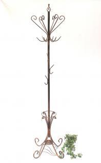 Kleiderständer Schirmständer Art.156 Metall 210cm Garderobe Garderobenständer - Vorschau 5