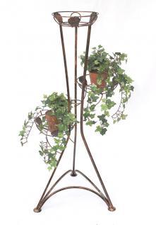 Blumentreppe Art.129 Blumenständer Blumensäule 100cm Pflanzsäule Pflanzständer