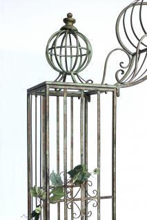 rosenbogen mit tor pforte 110241 aus metall schmiedeeisen. Black Bedroom Furniture Sets. Home Design Ideas