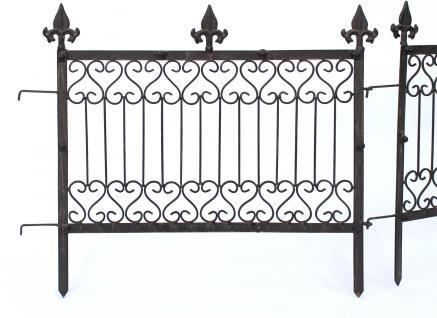 steckzaun pratu 076774 rankhilfe rankgitter aus metall b 50cm kletterhilfe zaun kaufen bei. Black Bedroom Furniture Sets. Home Design Ideas