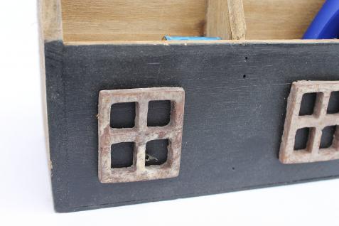 Schreibtischordner 14B198 Utensilo Briefablage shabby 18, 5cm Setzkasten Ordner - Vorschau 4