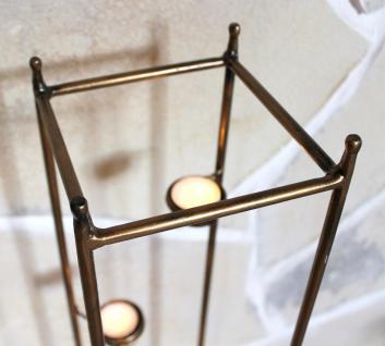lichts ule 10 768 teelichthalter 132cm teelicht st nder f r 9 teelichter kerzenhalter kaufen. Black Bedroom Furniture Sets. Home Design Ideas