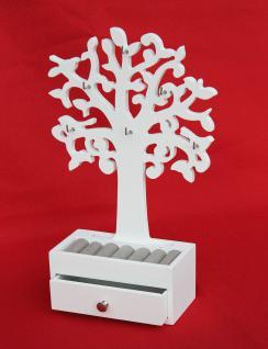 Schmuckständer Baum 19781 Schmuckhalter 31cm Schmuckkasten Ringhalter Organizer - Vorschau 4