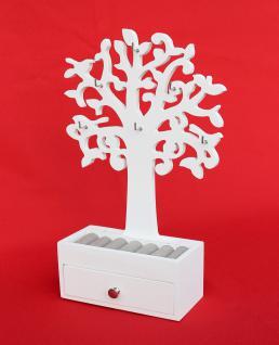 Schmuckständer Baum 19781 Schmuckhalter 31cm Schmuckkasten Ringhalter Organizer - Vorschau 5