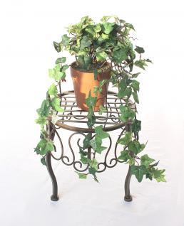 Blumenhocker 140129 S Blumenständer 25cm Pflanzenständer Hocker Beistelltisch Tisch - Vorschau 4