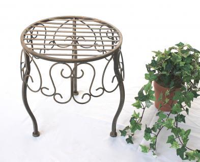 Blumenhocker 140129 M Blumenständer 30cm Pflanzenständer Hocker Beistelltisch Tisch - Vorschau 1