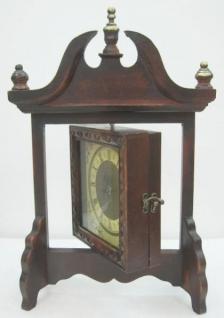 Kaminuhr tischuhr sehr dekorativ mit fotorahmen 5582 for Kaminuhr modern