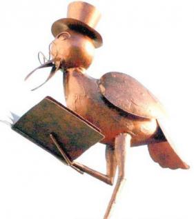 rabe aus metall 8982 dachschmuck f r den dachfirst dach. Black Bedroom Furniture Sets. Home Design Ideas