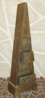 """Pyramide - Kommode mit 4 Schubladen """"Antique"""" 100cm - Vorschau 2"""