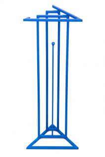 Toilettenpapierhalter Luxx Blau Toilettenrollenständer Toilettenrollenhalter