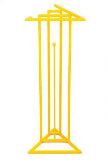 Toilettenpapierhalter Luxx Gelb Toilettenrollenständer Toilettenrollenhalter