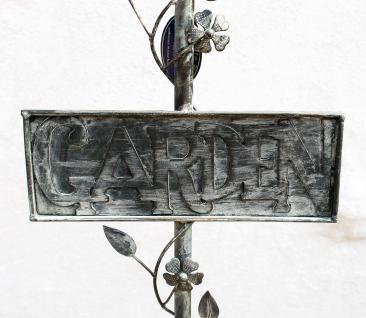 Rankhilfe Gabel Garten 92110 Rankgitter aus Metall H-130cm B-28cm Kletterhilfe - Vorschau 2