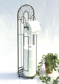 Toilettenrollenständer 101823 Toilettenpapierhalter 73cm Toilettenrollenhalter - Vorschau 1