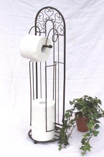 Toilettenrollenständer 101823 Toilettenpapierhalter 73cm Toilettenrollenhalter - Vorschau 5