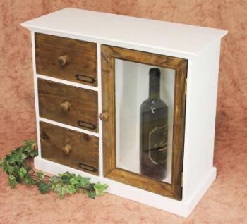 schrank minikommode 12019 k chenschrank regal 50cm shabby k chenregal vitrine kaufen bei. Black Bedroom Furniture Sets. Home Design Ideas