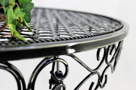 Tisch Gartentisch Sevilla HX12620 Bistrotisch D-65cm Beistelltisch Klapptisch - Vorschau 2
