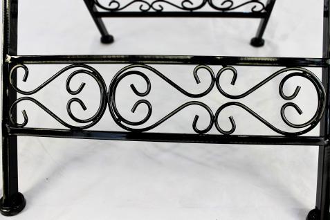 Tisch Gartentisch Sevilla HX12620 Bistrotisch D-65cm Beistelltisch Klapptisch - Vorschau 3