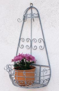 Wandblumenhalter Romance 60cm Blumenständer 20313 Metall Wandregal Blumenregal - Vorschau 5