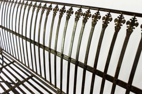 bank finca 063 jo 3 sitzer aus metall gartenbank sitzbank. Black Bedroom Furniture Sets. Home Design Ideas