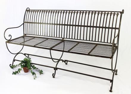 schaukelbank dy140489 gartenbank aus metall bank 105cm sitzbank garten. Black Bedroom Furniture Sets. Home Design Ideas