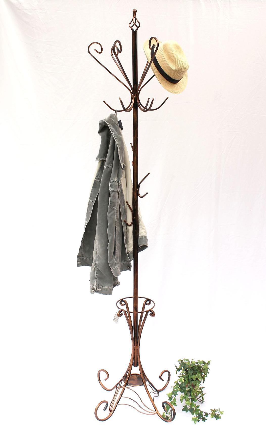 kleiderst nder schirmst nder metall 210cm garderobe garderobenst nder kaufen bei. Black Bedroom Furniture Sets. Home Design Ideas