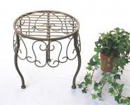 Blumenhocker 140129 M Blumenständer 30cm Pflanzenständer Hocker Beistelltisch Tisch