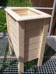 Holz Pflanzkasten Maße 50x40x70 cm CLASSIC imprägniert SchwibboLa