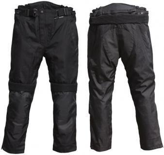 Motorrad Stiefelhose DEFENDER schwarz
