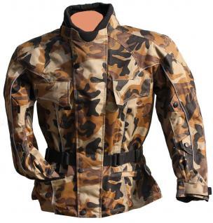 Tourenjacke ASHTON desert-camouflage