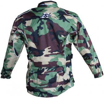 Crossjacke OFFROAD wood-camouflage - Vorschau 3