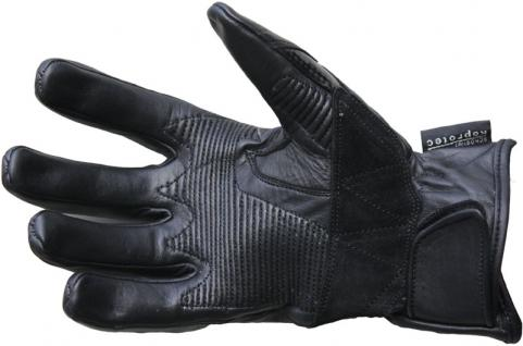 Motorrad-Handschuh XTREME-4 schwarz