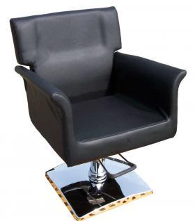 1171 Frisierstuhl Figaro LATINA schwarz - Vorschau 1