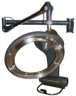 1955 IR-Climazon rotierend 1300W digital Wandarm silbergrau - Vorschau 1
