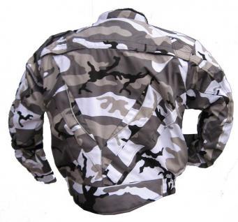 Motorrad-Blouson JEREZ snow-camouflage - Vorschau 3