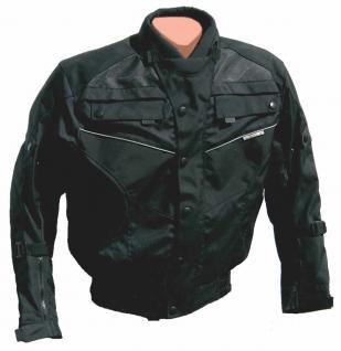 Motorrad-Blouson JEREZ schwarz