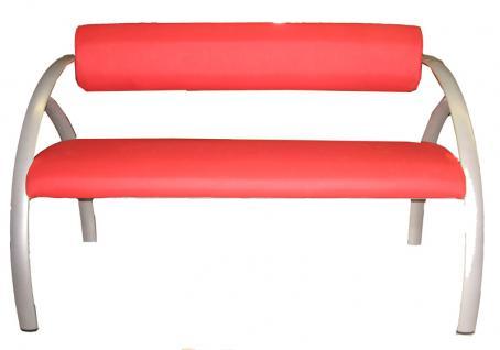 1113 Sitzbank rot - Vorschau