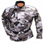 Tourenjacke ASHTON snow-camouflage